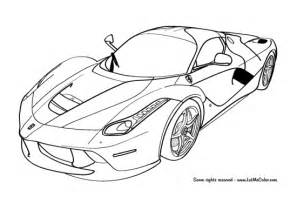 coloring pages fast cars letmecolor free printable coloring pages made by