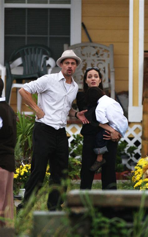 brad pitt and angelina jolie s new orleans mansion is up photos of brad pitt angelina jolie maddox and pax in new