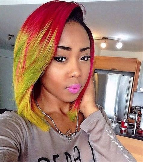 long edgy weave styles 2017 edgy haircuts for black women the style news network