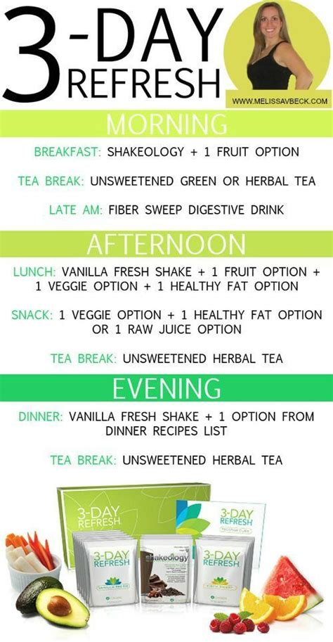 3 Day Refresh Detox by 111 Best Images About Whole Fitness On