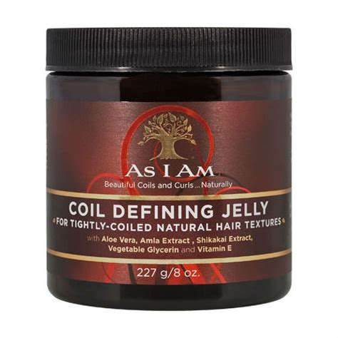 picture if jelly curl as i am curling jelly coil and curl definer 8 oz