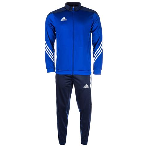 adidas tracksuit mens adidas sereno 14 tracksuit in blue from get the label