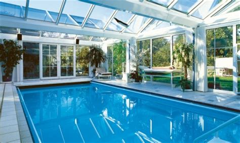 Lärmschutzwand Garten Kosten by Freibad Im Wintergarten Pool Magazin
