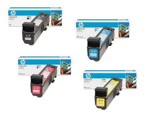 Toner Hp Hp 824a Colour Cb380a Cb381a Cb382a Cb383a hp part cb380a oem black toner cartridge 16 500 pages