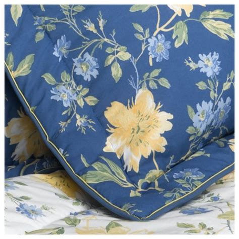 laura ashley emilie comforter set laura ashley emilie collection queen comforter set buy