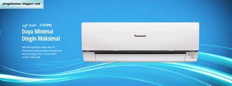 Ac Panasonic Xn Series pucis ac panasonic semi deluxe series