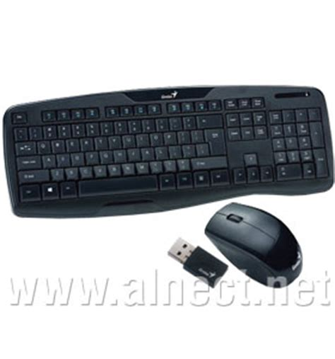 Keyboard Wireless Genius jual keyboard mouse wireless combo genius kb 8000x