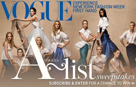 Strike It X Sweepstakes - strike a pose there s nothing to it vogue sweepstakes popsugar fashion