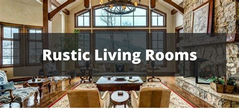rustic living room designs 75 rustic living room ideas for 2018