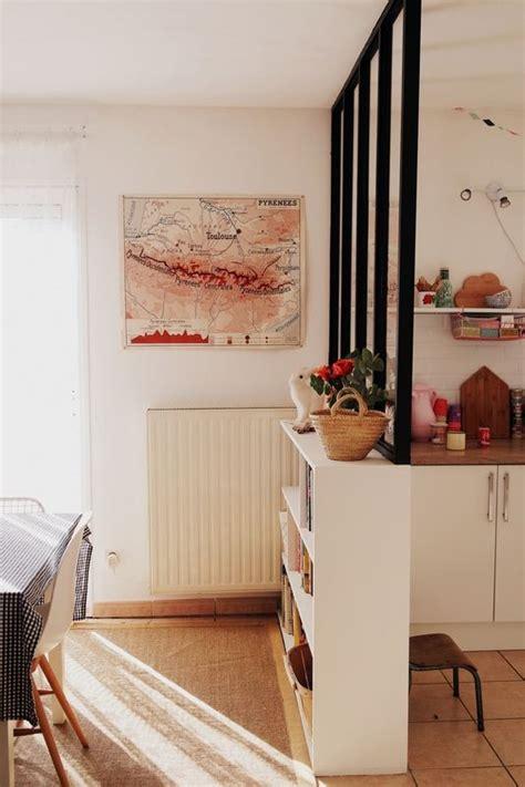 meuble de s駱aration cuisine salon d 233 licieux meuble de separation cuisine salon 7 cuisine