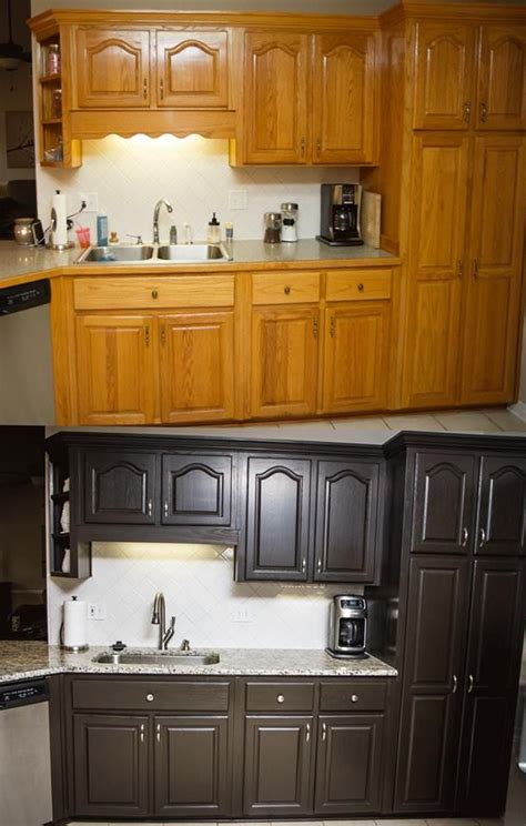 do it yourself cabinet painting diy professional looking painted cabinets for 100