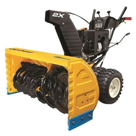 cub cadet 2x 945 swe 45 in 420 cc two stage electric