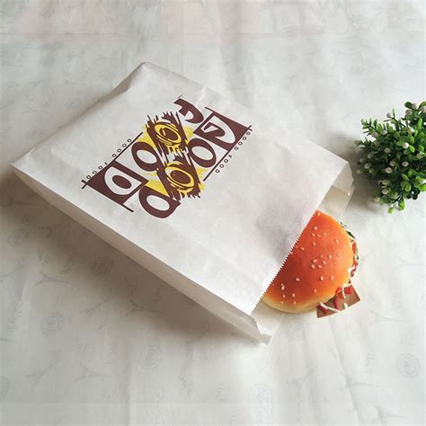 Snack Paper food snack paper bag without handle buy snack paper