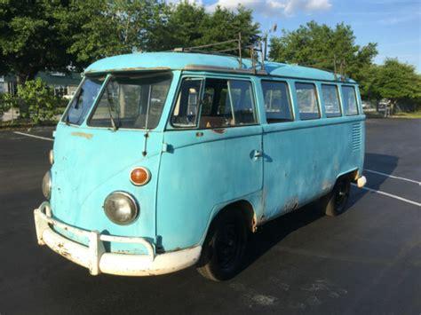 volkswagen vanagon blue seller of cars 1963 volkswagen vanagon blue