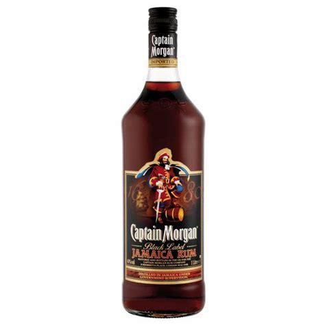 captain rum captain