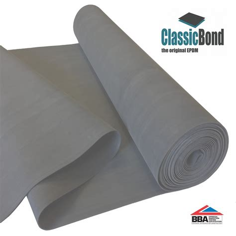 Rubber 20mm classicbond 174 one epdm rubber roof covering 1 20mm