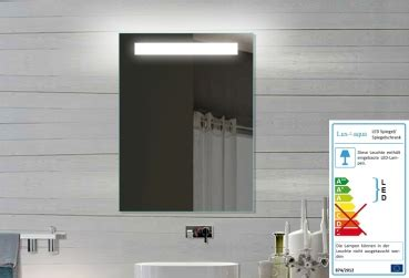 spiegelschrank 60x80 www aqua de design led badezimmerspiegel badspiegel