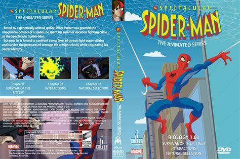 spectacular spider dvd 1 by spidermanrj on deviantart