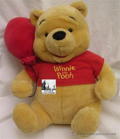imagenes de winnie pooh tama o grande oso winnie the pooh con globo peluche disney comprar