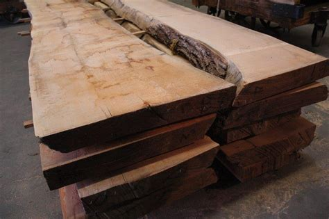 Live Edge Slabs   Domestic and Exotic Woods