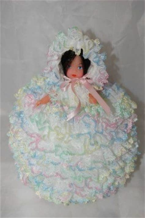 toilet roll cover knitting pattern knit in lace doll toilet roll cover knitting pattern not