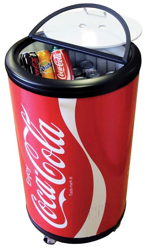 Freezer Coca Cola coca cola rolling fridge