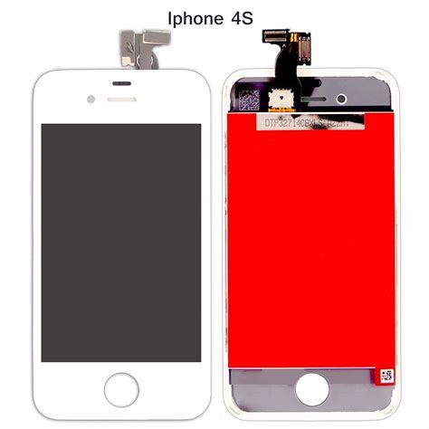 Lcd Asus Zenfone 4s Original tela iphone 4 e 4s lcd touchscreen original preto e