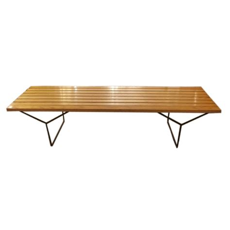 harry bertoia bench harry bertoia bench by knoll trendfirst