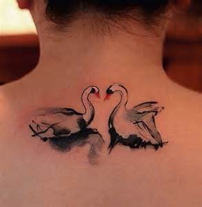 swan tattoos designs ideas and meaning tattoos for you