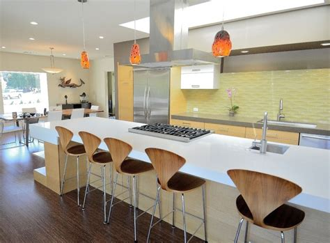 Kitchen Remodeling Long Island mid century modern on a budget midcentury kitchen