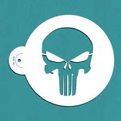 Punisher Template by Aliexpress Buy Punisher Skull Stencil Most Popular