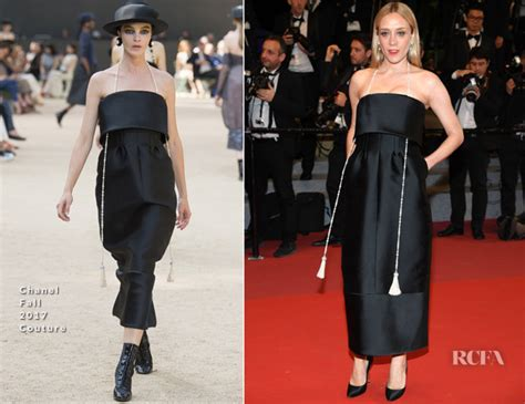 Sevigny Looking As Usual In Cannes by Sevigny In Chanel Cold War Zimna Wojna Cannes