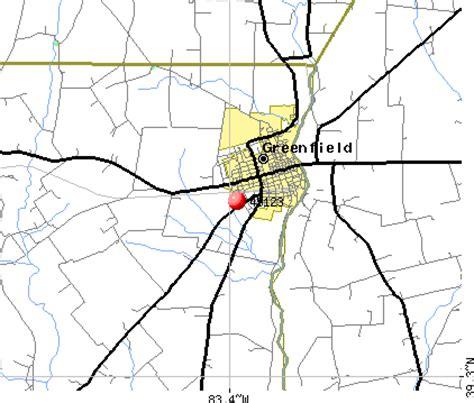 greenfield ohio map 45123 zip code greenfield ohio profile homes