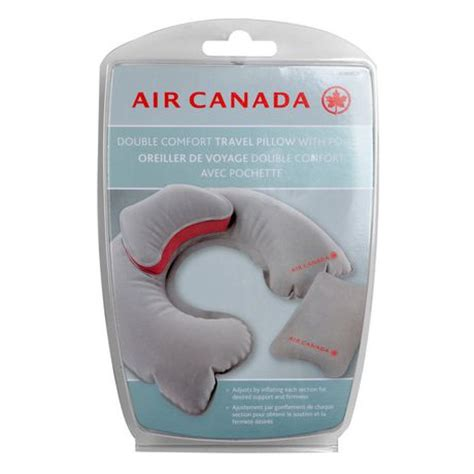 Airplane Pillow Walmart by Air Canada Comfort Travel Pillow Walmart Ca