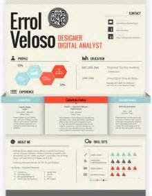 Innovative Resume Formats by 50 Awesome Resume Designs That Will Bag The Hongkiat