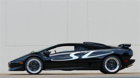 1998 Lamborghini Diablo 1998 Lamborghini Diablo Sv F126 Monterey 2016
