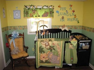 Baby Nursery Jungle Theme by Jungle Babies Nursery Theme