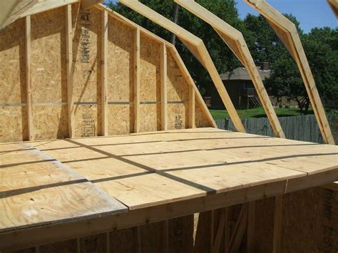 gambrel roof angles home plans blueprints