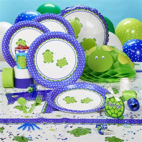 Turtle Themed Birthday Supplies by 17 Best Images About Turtle Ideas On