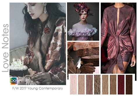 2017 color trends fashion trends fall winter color trends fw 2017 18 all markets