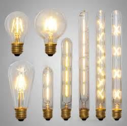 vintage led light bulbs led edison bulb retro bombillas led e27 vintage cob led