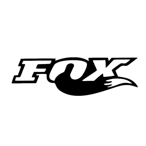 fox motocross stickers 2018 cool graphics fox racing motocross window attractive