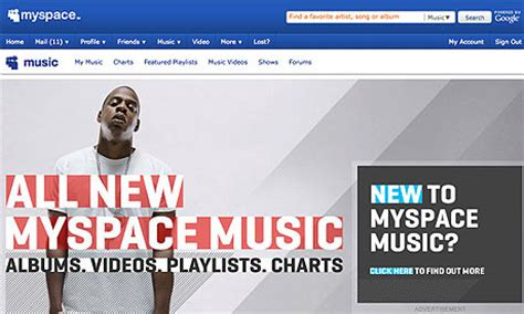 Myspace Launches Beta Fashion News Section by Will The Launch Of Myspace Restore Its Credibility