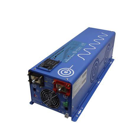 24 volt inverter charger 4000 watt sine inverter charger