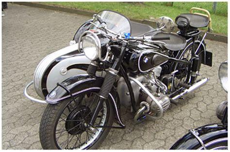 125ccm Motorrad Zeitschrift by Bmw Oldtimer Gespanne 03c 200009