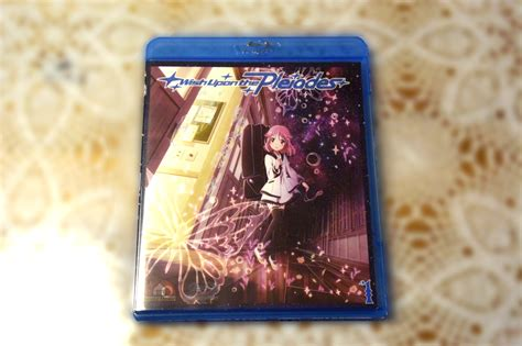 wish upon the pleiades cosplay wish upon the pleiades vol 1 bluray test review
