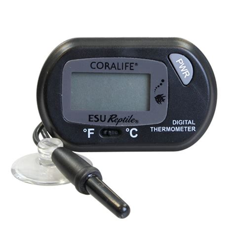 digital battery coralife battery operated digital thermometer