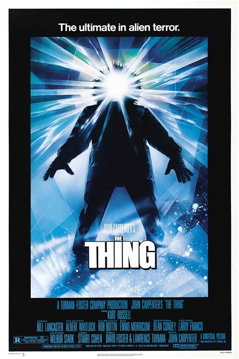 the thing minimalist poster carpenter s the thing minimalist poster bavatuesdays