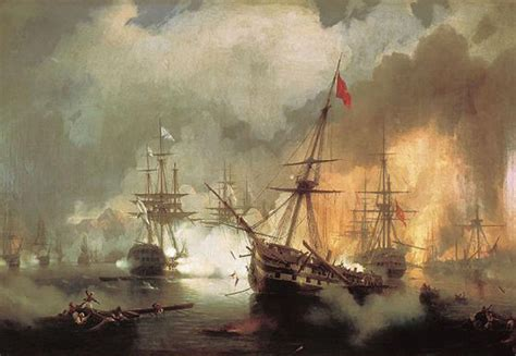 la bataille de navarin la derni 232 re grande bataille de la