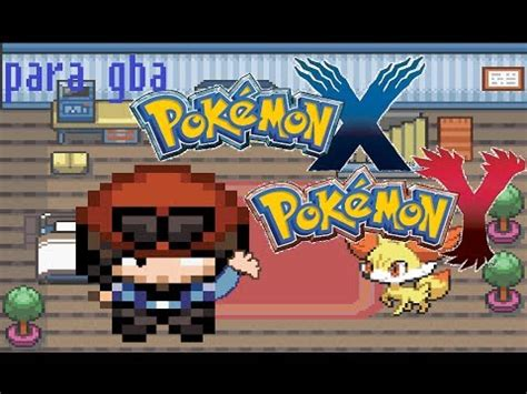 x and y rom for android hack x e y para gba